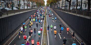 Krachttraining bij hardlopen